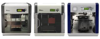 3D tiskárny, scanery a materiál